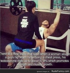 What muscle is benefiting though? - http://www.rudefunny.com/memes/what-muscle-is-benefiting-though/
