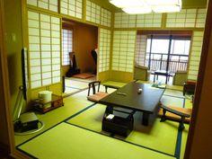 """Camera di """"Senjukaku""""(Hotel), Kanbayashi-Onsen(Terme) Nagano Japan"""