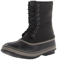 Sorel Men's 1964 Premium T Snow Boot,Black,12 M US Sorel,http://www.amazon.com/dp/B0037267C8/ref=cm_sw_r_pi_dp_lbd5sb104NBF2E91