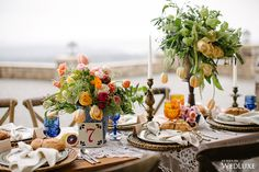 WedLuxe– An Elevated, Modern Take on Old-World Spain – Wedding Ideas |  Follow @WedLuxe for more wedding inspiration!