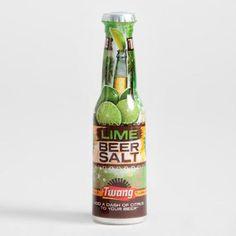 Twang Lime Beer Salt   World Market