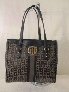 Bag Tommy Hilfiger Purse New Ew Tote II 6935787 015 Color Brown #TommyHilfiger #Totes