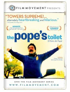 The Pope's Toilet DVD ~ Cesar Troncoso, http://www.amazon.com/dp/B001KW74BA/ref=cm_sw_r_pi_dp_A-MJtb0F5PWC3
