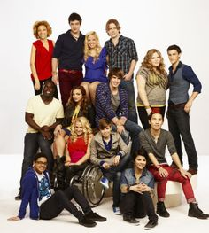 'The Glee Project' Season 2 cast @Gabriel Rodriguez Faubion on FOX @Matt Valk Chuah Glee Project