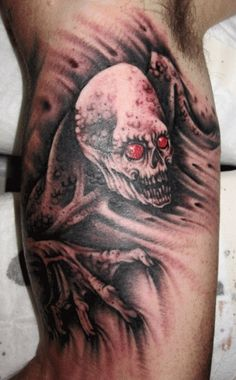 Zombie Tattoos | Tattoo Designs Tattoo Pictures