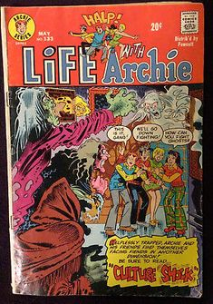 LIFE WITH ARCHIE Vintage Comic Book -#133, May, 1973 -Archie Comics