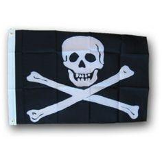 Buy Jolly Roger - 3'X5' Nylon Flag | Flagline