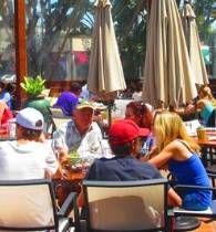 OpenTable 2015 Top 100 Al Fresco Dining Restaurants in America | Areal Resturant in Santa Monica, CA