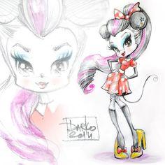 Minnie Mouse by darkodordevic.deviantart.com on @deviantART