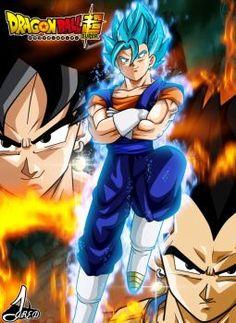 Goku SSGSS Power 8 by SaoDVD on DeviantArt