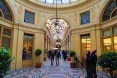 The Paris Passages | Ideas For a Rainy Day In Paris
