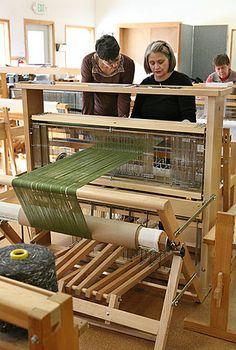 The Efficient Weaver | by John C. Campbell Folk School