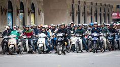 Vietnam Hanoi - Hoan Kiem district