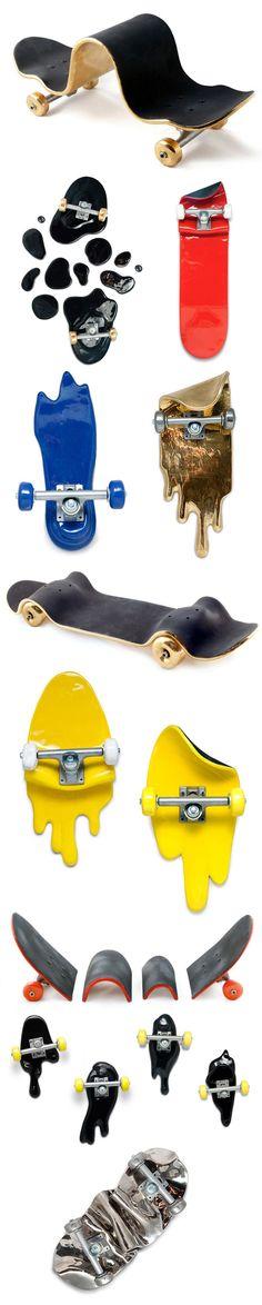 Apparatu x Alex Trochut 'Skate Fails'