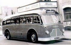 c1950s Bristol Coach Services