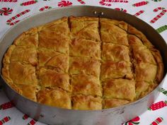 Pita Recipes, Greek Recipes, Dessert Recipes, Cooking Recipes, Desserts, Greek Pita, Cheese Pies, Greek Cooking, Middle Eastern Recipes