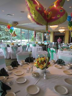 The Hungry Caterpillar themed birthday party
