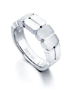 Prime 15156 by Mark Schneider Design - Wedding Rings // More from Mark Schneider…