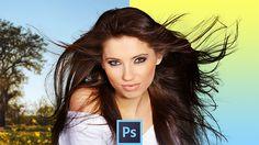 Curso para seleccionar pelo y otras superficies difíciles en Photoshop
