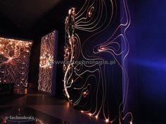 aranżacja solarium - lampy dekoracyjne do solarium E-TECHNOLOGIA