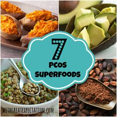 7 PCOS Superfoods | With Great Expectation