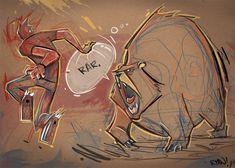 bear sketch by frogbillgo.deviantart.com on @deviantART