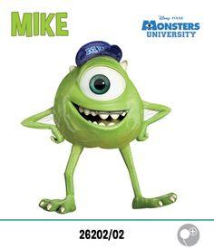#MIKE, Monster Univerity. Convergram