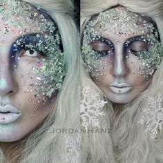 Jordan Hanz Creates Incredibly Looks that Enchant and Frighten #fashion trendhunter.com