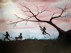 Autumn Fun by Ed Capeau Painting Print on Wrapped Canvas