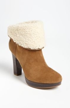 UGG® Australia 'Dandylion' Bootie (Women) available at #Nordstrom