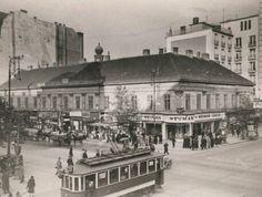 rákóczi út, budapest, 1930