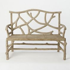 Woodland Bench from Terrain