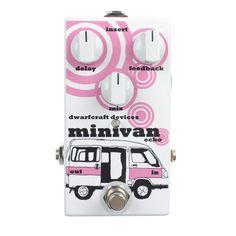 Dwarfcraft Devices Mini Van Echo | Chicago Music Exchange
