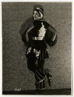 1926 Jazz Age Flapper Margaret Quimby Vintage Silent Film Freulich Photograph NR