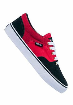 f3acd0921cbef  planetsports ETNIES - Fairfax SMU black red