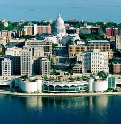 Things to do in Madison include Dane County Farmers' Market, Wisconsin's state capitol, Frank Lloyd Wright homes and Olbrich Botanical Gardens.