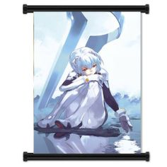 """Neon Genesis Evangelion Anime Fabric Wall Scroll Poster (31""""x42"""") Inches"""