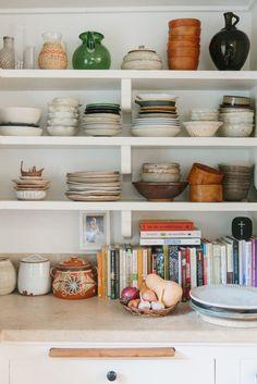 At Home with Beth Katz of Mt. Washington Pottery