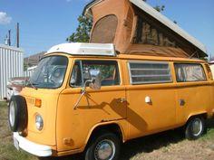1977 VW Bus Camper - $4750