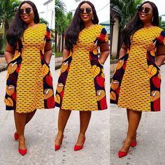 Best African Dress Designs : Scintillating Latest Fashion Styles You Will Love Best African Dress Designs. Hi ladies, today we present the latest trend of African dresses designs that will inspire you to combine your accessories in a s Best African Dress Designs, Modern African Print Dresses, Best African Dresses, African Fashion Ankara, African Traditional Dresses, Latest African Fashion Dresses, African Print Fashion, African Attire, Latest Fashion