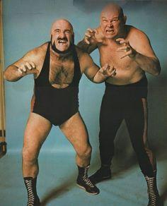 Mad Dog Vachon and Baron Von Raschke Awa Wrestling, Wrestling Superstars, Detroit News, Wwe Wallpapers, Combat Sport, Sport Icon, Professional Wrestling, Wwe Wrestlers, Football Players