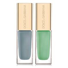 Spring 2012 Nail Polish Colors - Nail Polish Trends Spring 2012 ❤ liked on Polyvore featuring makeup, beauty, nail polish, fillers and cosmetics
