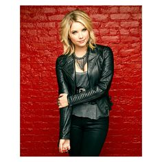 Before They Were Stars ❤ liked on Polyvore featuring ashley benson, pretty little liars, pics and pll