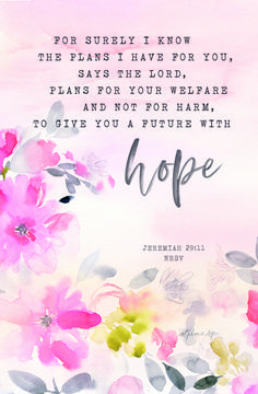God's plans are greater than we can understand or imagine. Even when things get tough, trust that God has a good plan for you. Bible Verses Quotes Inspirational, Religious Quotes, Spiritual Quotes, Bible Quotes, Motivational Quotes, Biblical Verses, Scripture Verses, Bible Scriptures, Christian Encouragement
