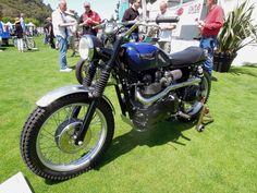 "Triumph ""Catalina Scrambler"" by Mule Motorcycles"