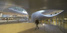 Gallery of Gallery: UNStudio's Arnhem Transfer Terminal Through the Lens of Hufton+Crow - 34