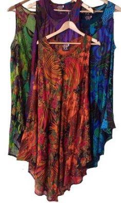 Vestido de remiendo asimétrico – vidorra.net
