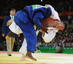 準々決勝の原沢 :フォトニュース - リオ五輪・パラリンピック 2016:時事ドットコム