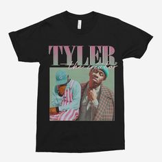 90s Shirts, Dad To Be Shirts, Tyler The Creator Shirt, Tyler The Creator Clothes, Vintage Shirts, Vintage Outfits, Vintage Graphic Tees, Fashion Vintage, Look 80s