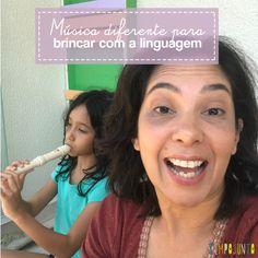 Para estimular a linguagem e alfabetização, uma música divertida brinca com as vogais e faz as crianças refletirem sobre o som Riddle Questions And Answers, Language Activities, Kids Songs